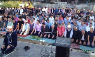 Pas 18 viteve mosfunksionim – Falja e Bajramit te Xhamia e Ibrit