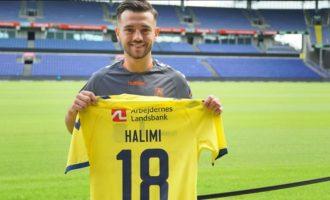 Zyrtare: Besar Halimi ndërron skuadër