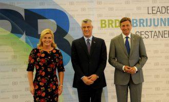 Thaçi nga Sllovenia kritikon BE-në për mungesë lidershipi