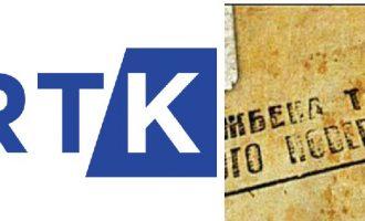 """RTK pretendon se ka """"zbuluar"""" një dokument të Serbisë për politikanët serb në Kosovë"""