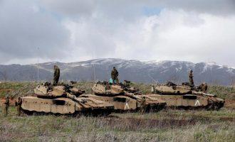 Izraeli sulmon sërish Sirinë