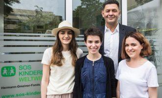 Një boksier me zemër – Luan Krasniqi ambasador i ri i SOS fshatit në Berlin