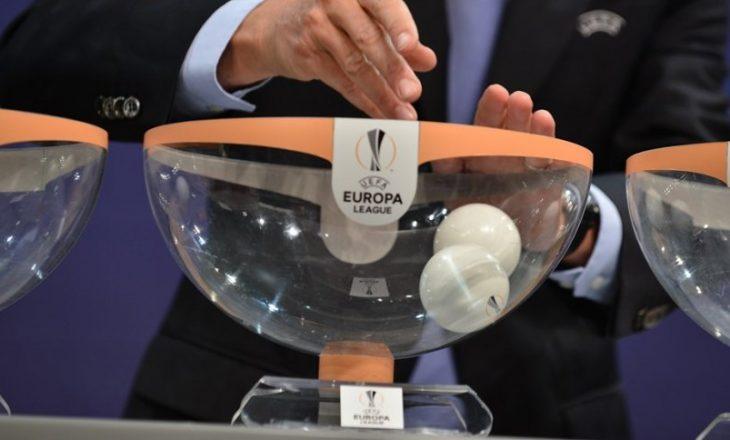 Kundërshtarët e Tiranës dhe Shkëndijës në Europa League