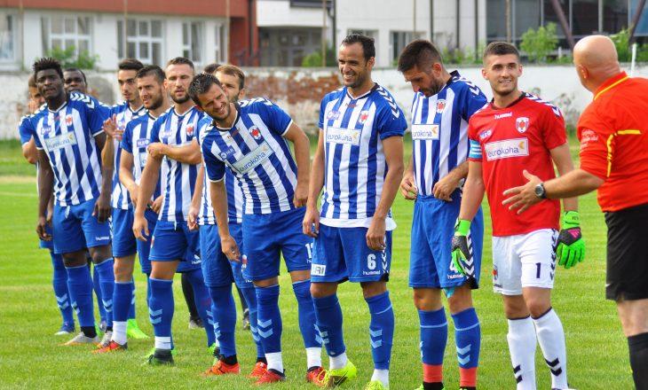 FC Prishtina i ka të sigurta 215 mijë euro nga Liga e Evropës