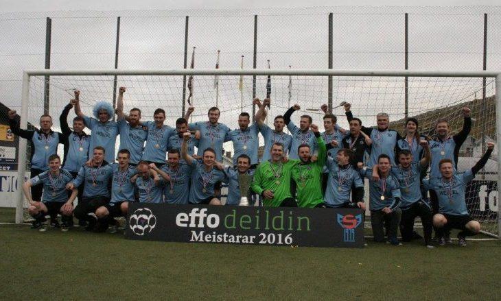 Skuadra nga Ishujt Faroe që do të përballet me Trepçën '89