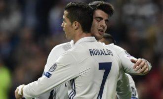 Të ardhmen e Moratës e vendos Ronaldo