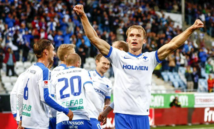 Prishtina përballet me skuadrën 120-vjeçare, 13 herë kampion i Suedisë