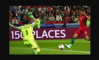 Kili në finalen e Konfederatave, eliminon Portugalinë