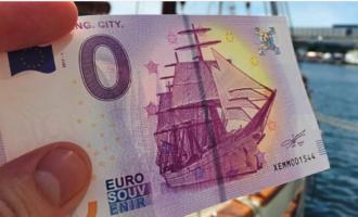 Gjermania nxori bankënotën që ka vlerën 0 e kushton 2.5 euro