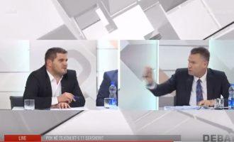 Olluri e pyet për kandidatët e dyshimtë të PDK-së, Hoti thur lavde për Thaçin dhe Veselin