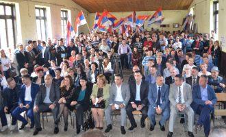 Lista Serbe, partia e pestë në Skenderaj