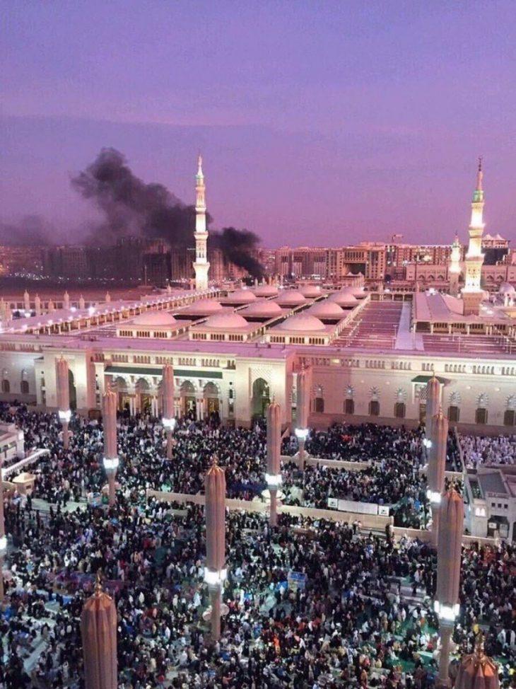 Pamje nga tentim-sulmi në Mekë [video]