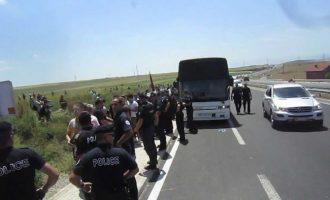 Festa e Vidovdanit, 160 serbë hyjnë në Kosovë