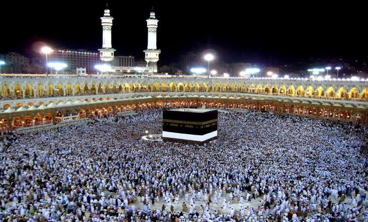 Merr flakë hoteli në Mekë, evakuohen 600 pelegrinë
