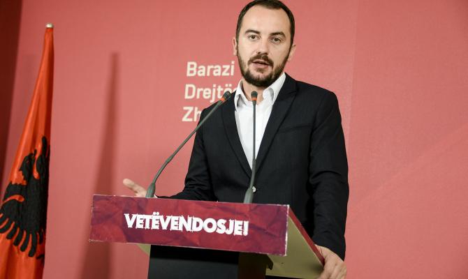 Molliqaj: Për Veselin nuk ka më vend në institucione