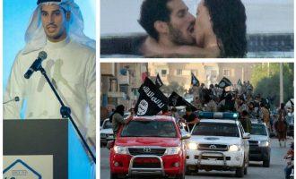 """""""Afera"""" e të dashurit të Rihannës me ISIS-in"""