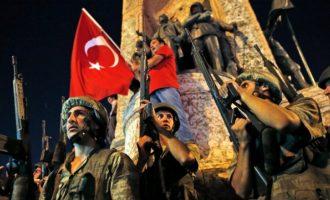 Turqia urdhëron ndalimin e 101 ushtarëve të lidhur me Gulenin