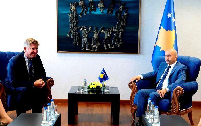 Mustafa: Kosova po e thellon bashkëpunimin me NATO-n