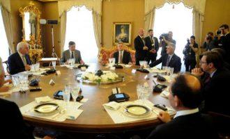 Vuçiq: Sot ishte diskutimi më i ashpër me Hashim Thaçin