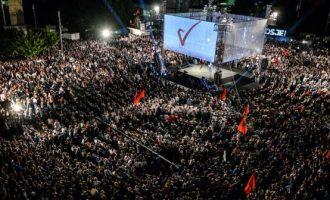 PDK do të festoj në skenën e njëjtë ku VV-ja mbylli fushatën