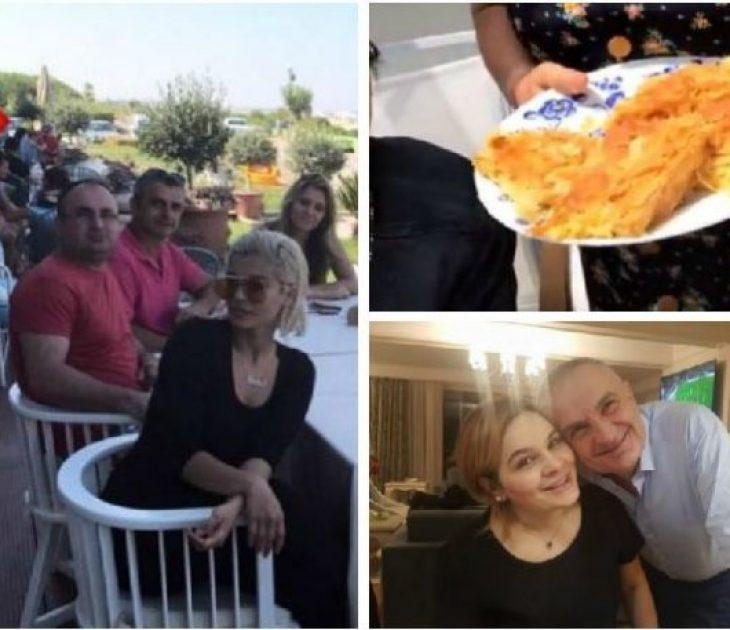 Pite dhe qejf me familjen Meta– Vizita e Bebe Rexha në Shqipëri