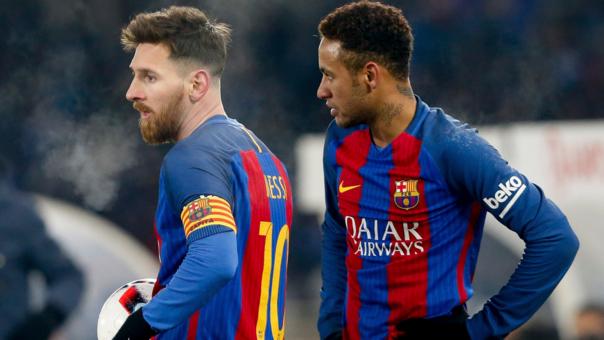Neymar planifikon largimin nga Barcelona për shkak të Messi-t