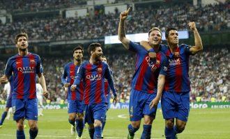 Barcelona me të ardhura rekorde