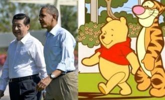 "Pse Kina e ka bllokuar serialin ""Winnie the Pooh"""