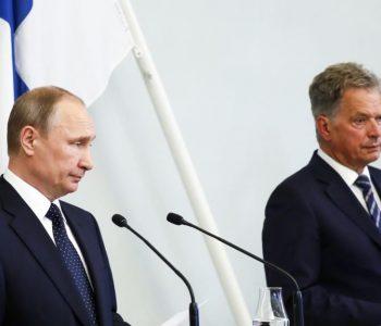 Në 100 vjetorin e pavarësisë nga Rusia, Finlanda vizitohet nga Putini