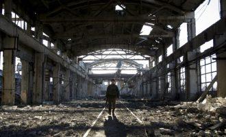 Vriten nëntë ushtarë ukrainas