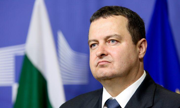 Ivica Daçiq paralajmëron dorëheqjen