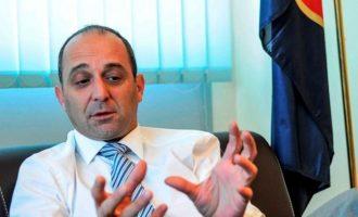 Dardan Gashi deklarohet në cilësinë e ndërmjetësuesit të PAN-it