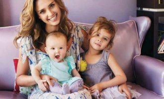Jessica Alba pret fëmijën e tretë