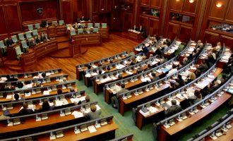 Opozita ka kushte për votën pro buxhetit