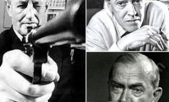 Gjashtë shkrimtarët spiunë