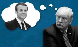 Macron-i është Presidenti që Trump-i do të donte shumë të ishte