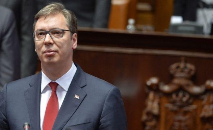 Vuçiq: Kosova është çështje kryesore në negociatat me BE-në