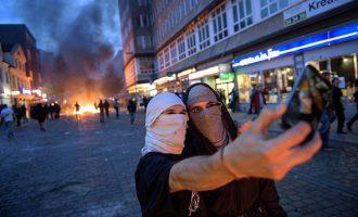 Pronarët e dyqaneve në Hamburg kërkojnë 20 milionë dollarë për dëmet e shkaktuara