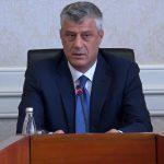 Thaçi: Sulmi ndaj Zogaj është i papranueshëm