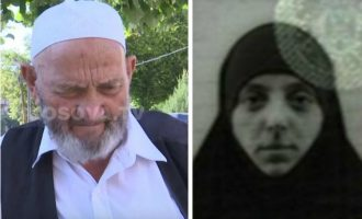 Rrëfimi prekës i 76 vjeçarit për vajzën e tij që u nis në Siri: U mashtrua nga burri i saj