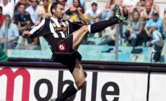 Ish-mbrojtësi i Juventusit në stolin e Partizanit