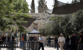 Izraeli heq detektorët metalikë nga vendi i shenjtë