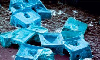 Cilësitë antibakteriale të kripës