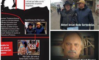 PDK ngatërron biznesmenin kosovar me aktorin e njohur kroat