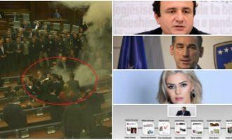 """Punësime partiake dhe parti e dhunës – argumentet e PDK-së kundër """"Qeverisë Kurti"""""""