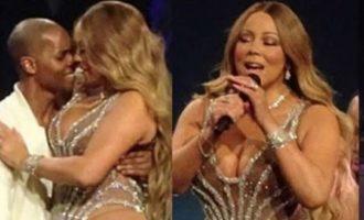 """Përgjigja e Mariah Carey pasi e quajtën """"balenë"""""""