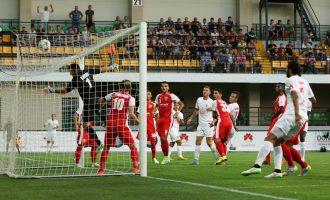 Skënderbeu kalon tutje në Europa Ligë