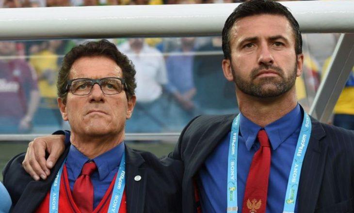 E kryer, trajneri i ri i Shqipërisë do të jetë Panucci