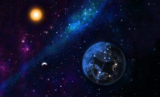 Studimi, planetet u formuan nga topa gjigant balte
