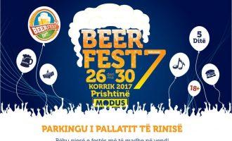 Edicioni i 7-të i Beerfest Kosova vjen më atraktiv dhe më impozant se kurdoherë!